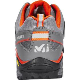 Millet Hike Up - Calzado Hombre - gris/naranja